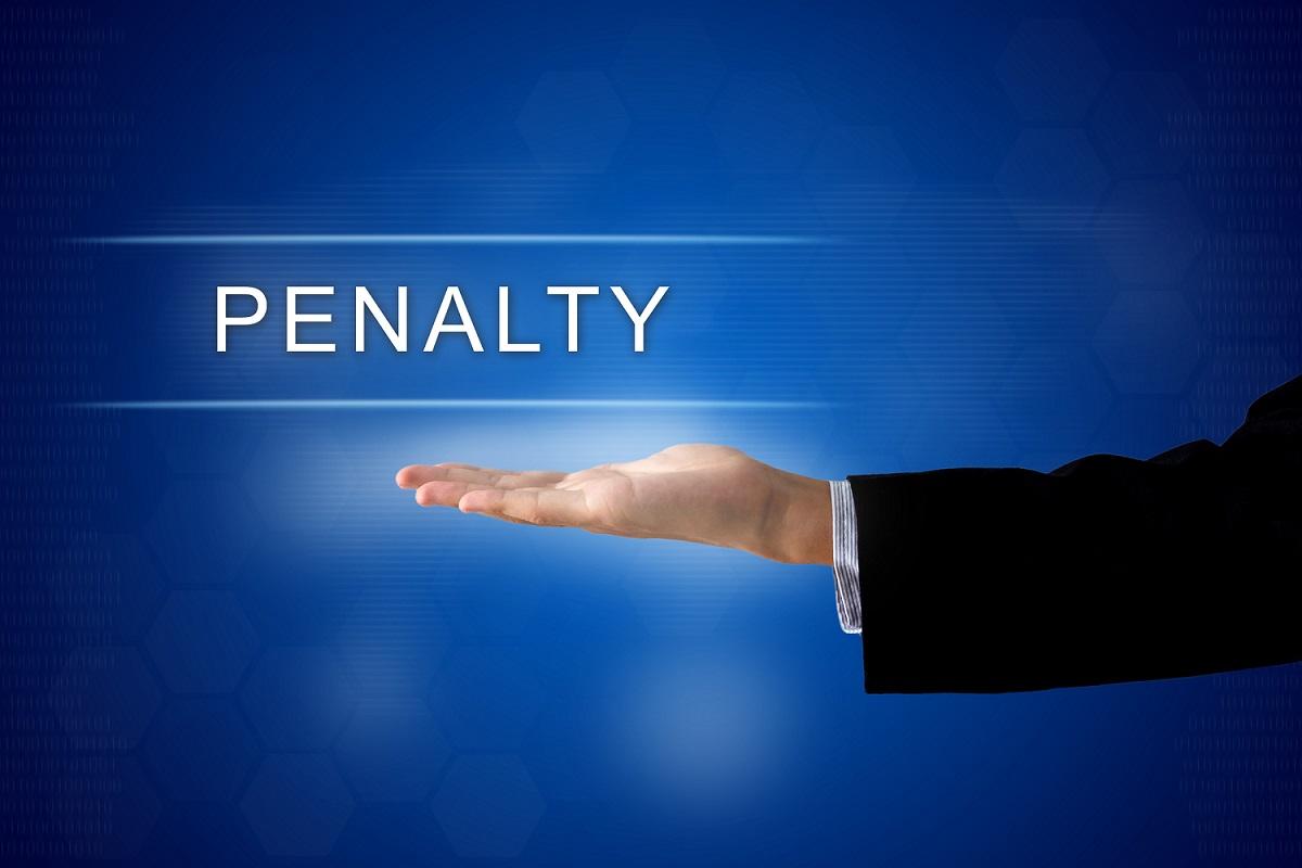 Prepayment penalty