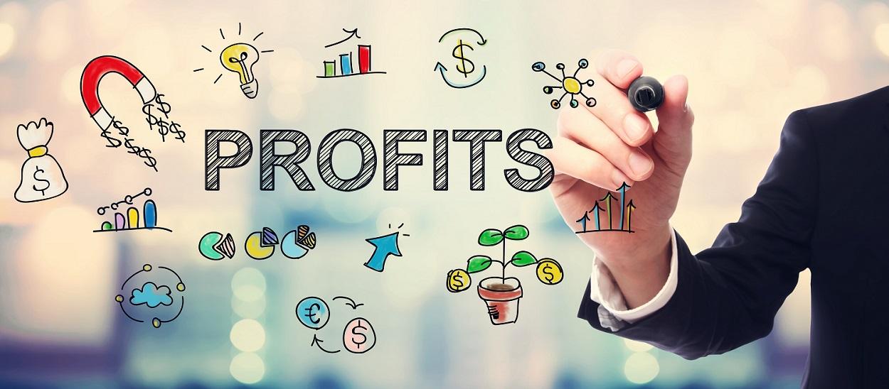 splitting CRE profits